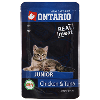 Obrázek pro kategorii Ontario kapsičky pro kočky