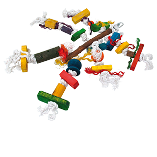 Obrázek pro kategorii hračky pro ptáky