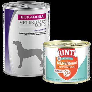 Obrázek pro kategorii konzervy - veterinární diety pro psy